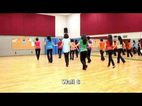 When Someone Stops Loving You - Line Dance (Dance & Teach in English & 中文)
