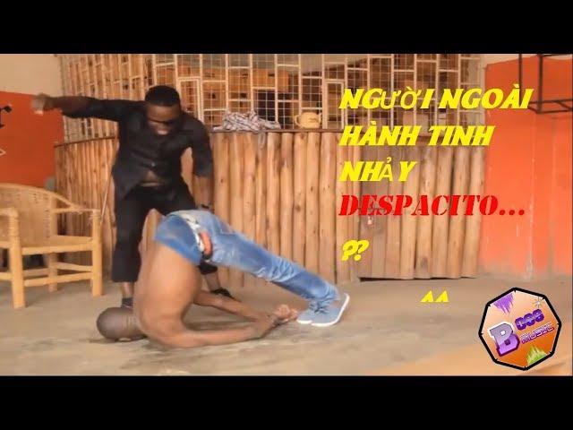 Nhảy DESPACITO phong cách NGƯỜI NGOÀI HÀNH TINH   Boss Music