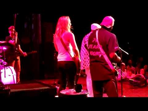 Buddy Guy, Jonny Lang, Samantha Fish & Greg Guy Jam Voodoo L