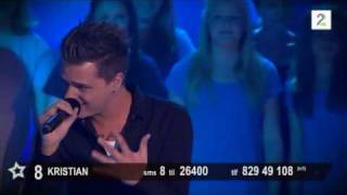 Norske Talenter - Kristian  -Sirius-