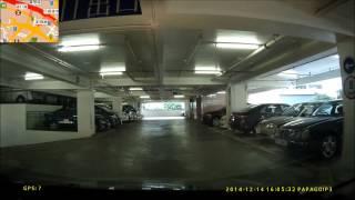 元朗天逸邨停車場 - Tin Yat Estate car park, Yeun Long
