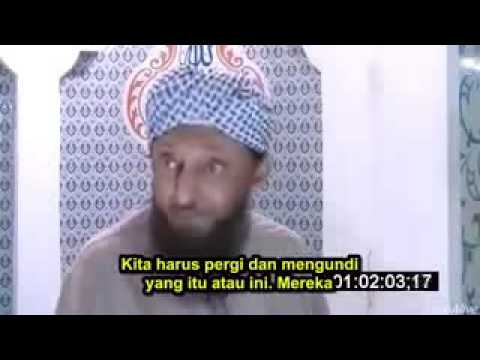 ▶ Imam Mahdi's Army from India, Bangladesh and Pakistan  Malay Sub