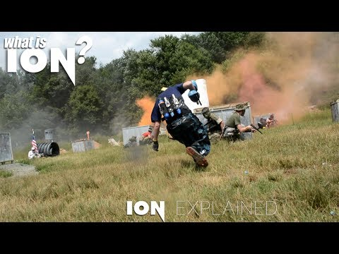 How To Play Paintball - What is ION?