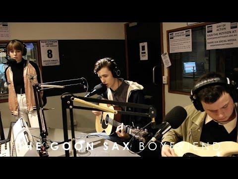The Goon Sax - 'Boyfriend' (Live on 3RRR Breakfasters)