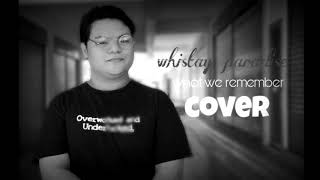 Video Anggun-what we remember(cover) by whistay paradise download MP3, 3GP, MP4, WEBM, AVI, FLV Agustus 2018