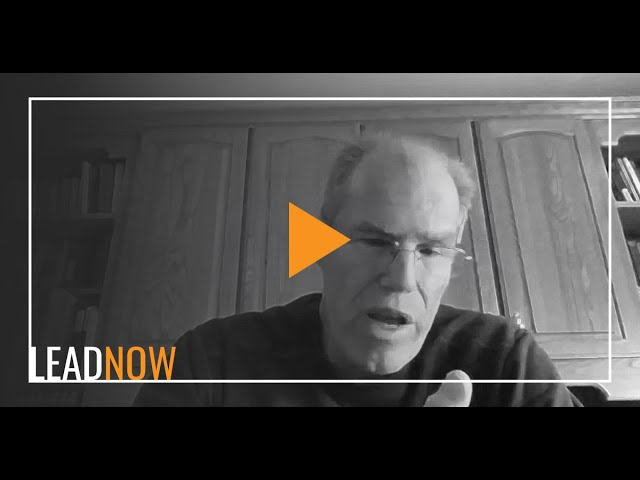 Lead Now: Why a Clarity Break is More Important Now Than Ever - EOS Co-Founder Don Tinney