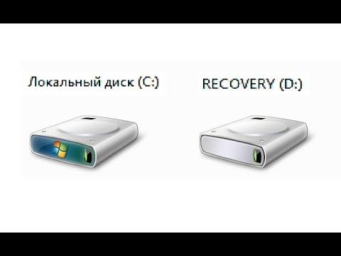 Как узнать на каком диске установлена система?