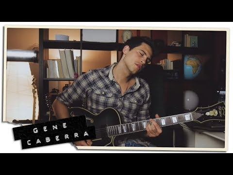 Basic neo-soulr&bgospel guitar lesson  How to use diminished chords