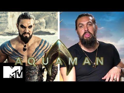 Aquaman Cast Reveal On-Set Chemistry & Jason Momoa's Game Of Thrones Return | MTV Movies Mp3