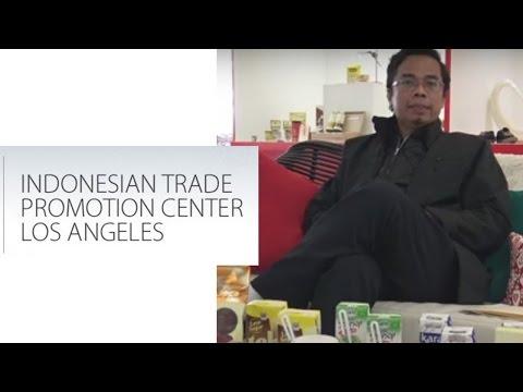 Ekspor Produk Makanan ke Amerika oleh Adrian Lubis, Ketua ITPC - Los Angeles