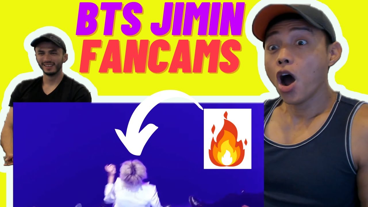 BTS Jimin (Park Jimin) Most Iconic and Legendary Fancams 🔥 🔥 🔥  | BTS Jimin Moments | reaction