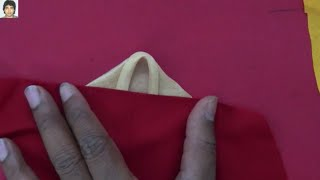 new and simple fashion designing temple and round shape techniques prasanta kar