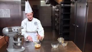 Sangria Honey Cake: Step 1