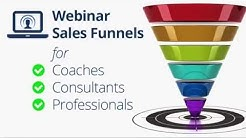How to use Webinars to Sell High Ticket Coaching & Consulting Services