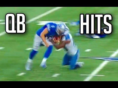 NFL Best QB Hits