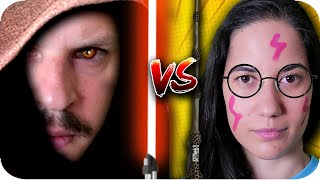 HARRY POTTER vs STAR WARS CHALLENGE