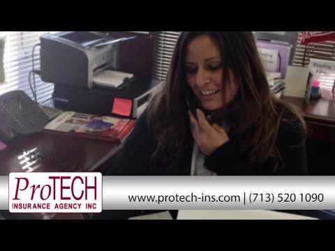 ProTECH Insurance Agency Video | Insurance Services In Houston