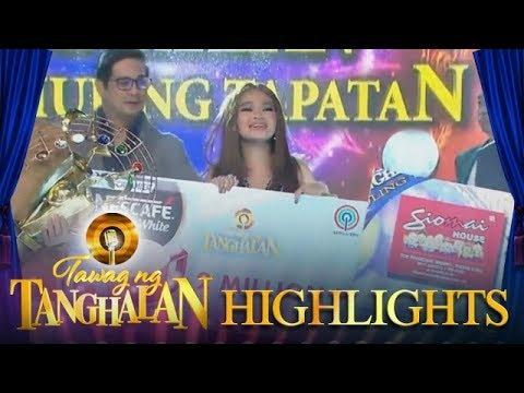 Tawag ng Tanghalan: Janine Berdin is Tawag ng Tanghalan Season 2 Grand Champion!