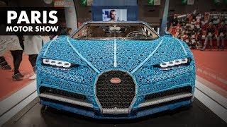 Drivable LEGO Bugatti Chiron: The Ultimate LEGO Technic Model? - Carfection