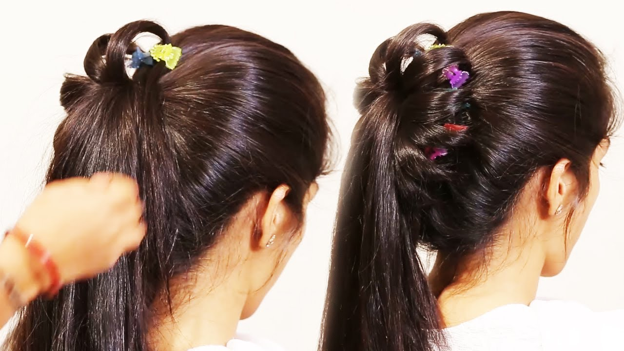 Simple Hairstyle Beautiful Cute Summer Hairstyles With Fishtail