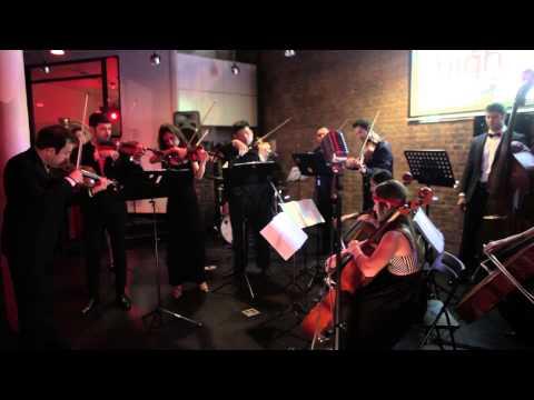 Handel's Water Music Mashup (Highline Chamber Ensemble)