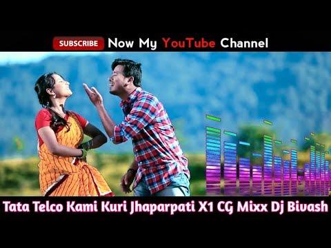 Tata Telco Kami Kuri || New Santali DJ X1 CG Mixx || Mixx By Dj Bivash