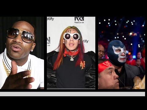(REALLY?) 6IX9INE TO WALK JESSIE VARGAS TO THE RING AGAINST BRONER ACCORDING TO RUMORS
