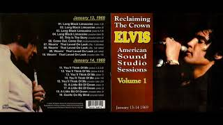 Elvis Presley Reclaiming The Crown CD 1