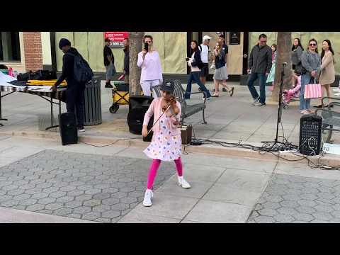 Thinking Out Loud (Ed Sheeran) - Karolina Protsenko - Violin Cover