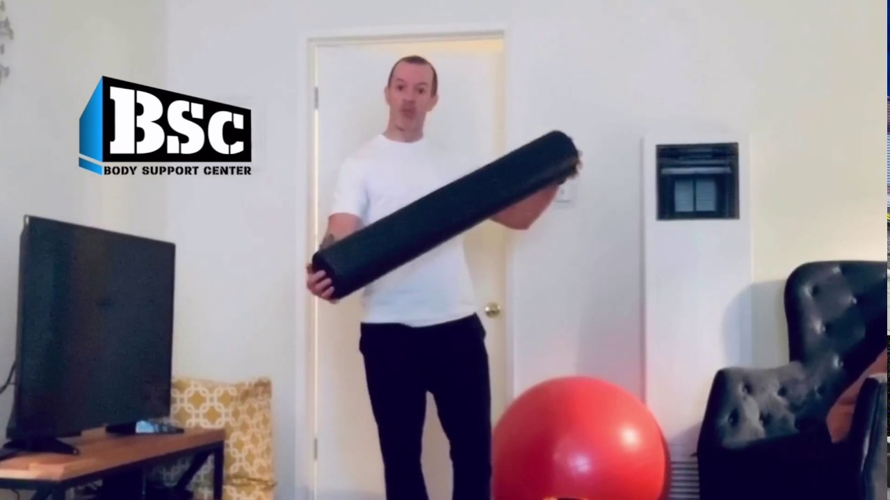 "Self-Care: Foam Rolling & Fascia  ""Improving your mobility at home"""