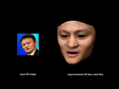 Photorealistic Facial Texture Inference Using Deep Neural Networks (ArXiv 2016)