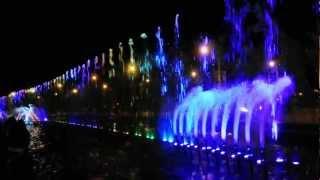 SM Lanang Premiere Dancing Fountain Gangnam Style Music
