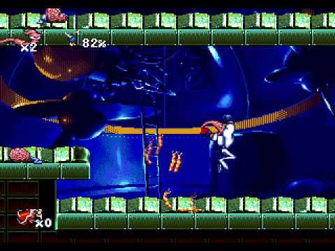 [TAS] [Obsoleted] Genesis Earthworm Jim By Slash_star_dash In 29:04.35