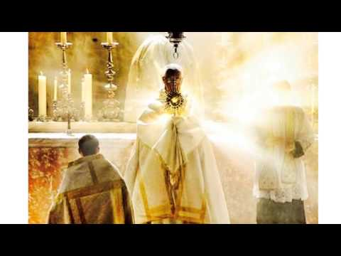 The Divine Praises!