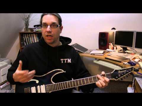 Gitarre spielen lernen - Vogel Der Nacht von Stephan Remmler?