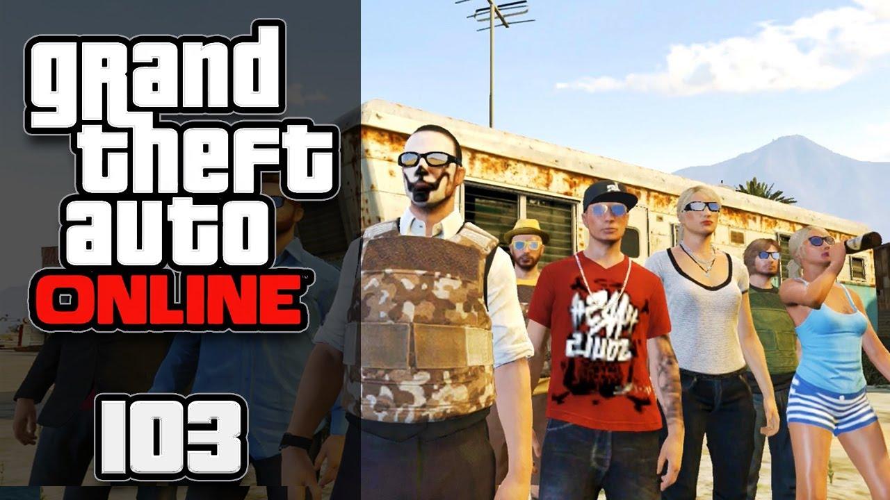 Download GTA ONLINE [HD+] #103 - User Mission: SEAL TEAM SIX ★ Let's Play GTA Online