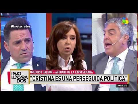Gregorio Dalbón: Cristina no va a ir presa porque es inocente