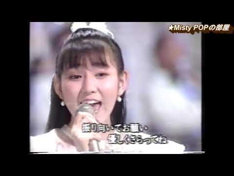 TOSHIさんの元妻    守谷香「予告編」■80年代POPアイドル