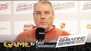Game TV Schweiz - Fabio | Teilnehmer | 1. Swiss Simmracing Series 2020 Qualifikation