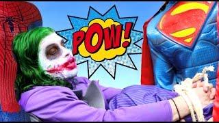 Super Hero Pool Party thumbnail