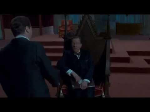 Una técnica de Demóstenes en la película