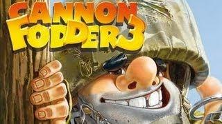 Обзор игры Cannon Fodder 3