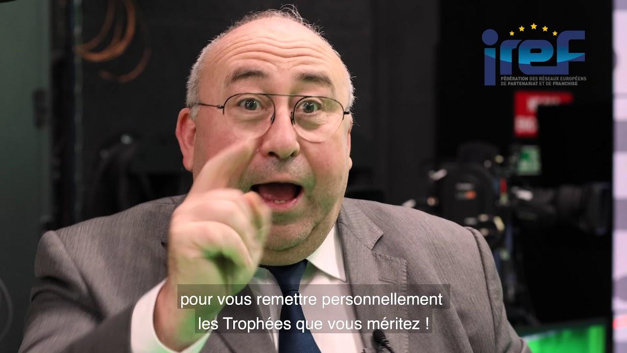 GREEN TUKKY® sera bien présent à la Cérémonie des 33èmes Trophées IREF 2020 avec BFM Business Paris