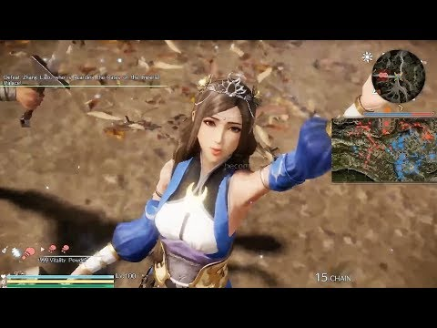Dynasty Warriors 9 - All Musous Compilation (English Dub)