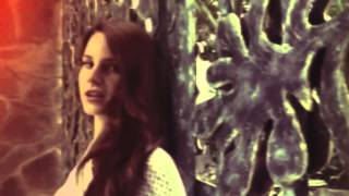 Lana Del Rey - Summertime Sadness (Cedric Gervais Remix) (Exclusive Video 1080p)