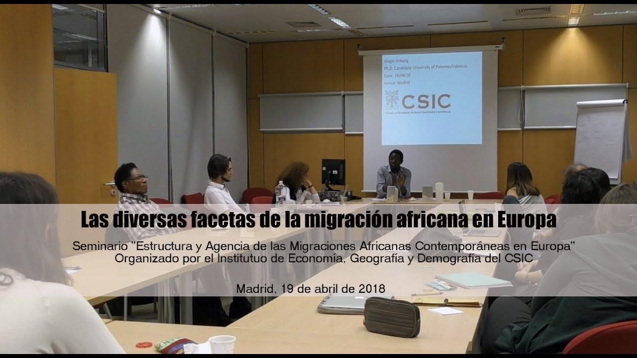 Las Diversas Facetas De La Migración Africana En Europa