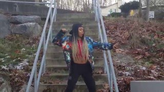 Down on Me - Jeremih ft 50 Cent Choreography
