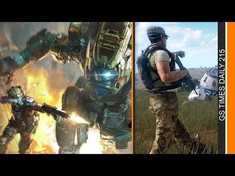 GS Times [DAILY]. Titanfall 3, Crytek, «Фантастические твари»