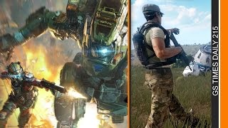 GS Times [DAILY]. Titanfall 3, Crytek, «Фантастические твари»