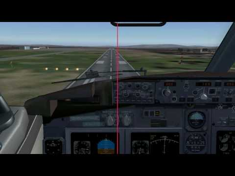 Landing on the Centerline - Flying Tips (MSFS)